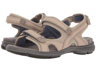 Aravon REVsandal Three Strap Women's Sandals