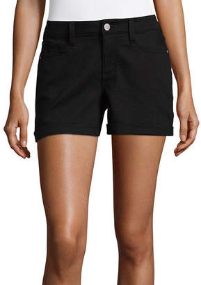 A.N.A 4 1/4 Denim Shorts-Tall