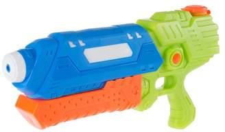 Blue/Orange Water Gun Soaker with Air Pressure Pump by Hey! Play!
