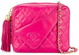 ea9bf1516990 Chanel Pink Top Zip Bags For Women - ShopStyle Canada