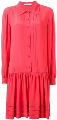 Philosophy di Lorenzo Serafini loose fit shirt dress