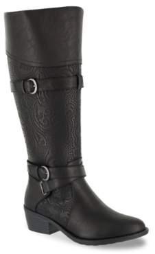 Easy Street Shoes Kelsa Riding Boot