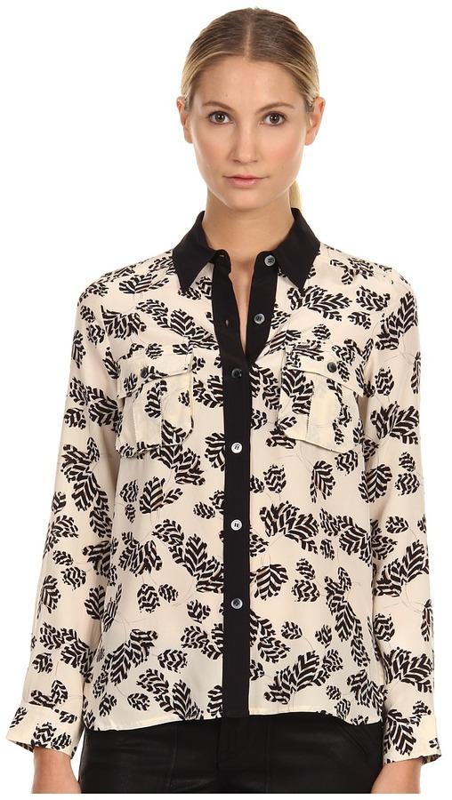 Marc by Marc Jacobs Rae Tuli CDC To Women's Long Sleeve Button U