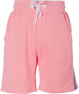 Gcds Side Striped Track Shorts
