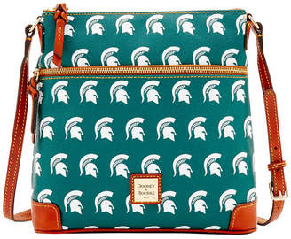 Dooney & Bourke Michigan State Spartans Crossbody Purse