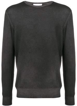 Cruciani crew-neck jumper
