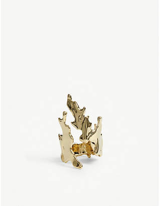 Annelise Michelson Sea Leaves ring