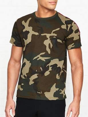 Rbf Tape Sleeve Camo T-shirt - Camo