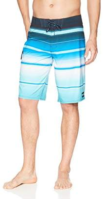 Billabong Men's Classic Stripe Boardshort
