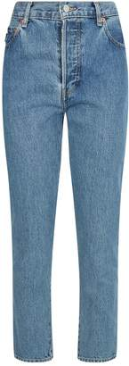 Vetements Push Up Jeans
