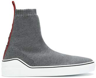 Givenchy sock style sneakers