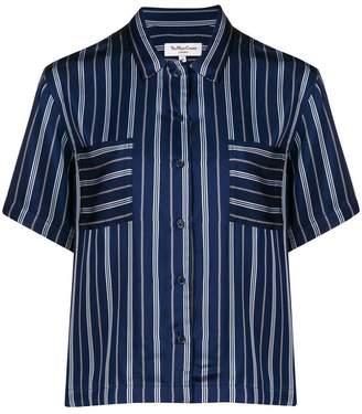 YMC striped blouse