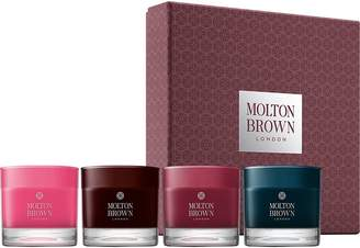 Molton Brown Spice Kindling Mini Candles Collection