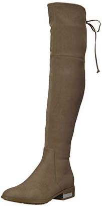3dd769f0866 GUESS Women s Zafira Over-The-Knee Boots