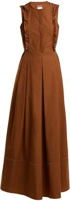 Max Mara Alcamo maxi dress
