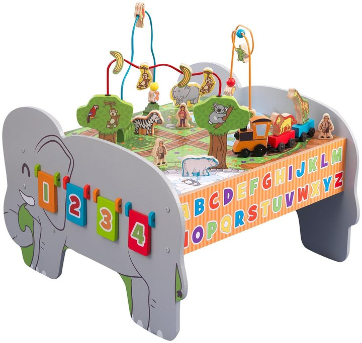 KidKraft Toddler Activity Station Playset
