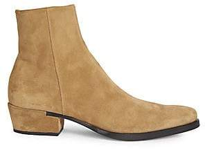 Givenchy Men's Dallas Suede Ankle Boots