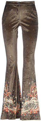 Black Coral Casual pants - Item 13324836VF