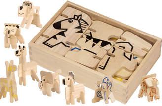 Animal Creation 3D Puzzle