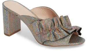 Loeffler Randall Esme Ruffled Mule Sandal