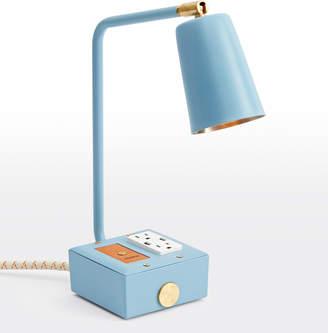 Rejuvenation Jax Tall Task Lamp + USB