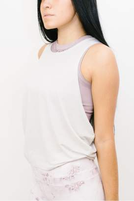 Atelier Fit Buckley Crop Top Antarctica