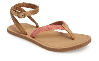 Women's Reef Wrap Sandal $49.95 thestylecure.com