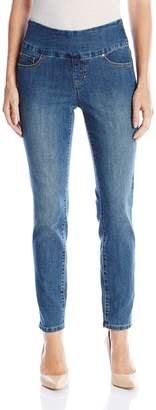 Jag Jeans Women's Amelia Slim Ankle Pull on Jean