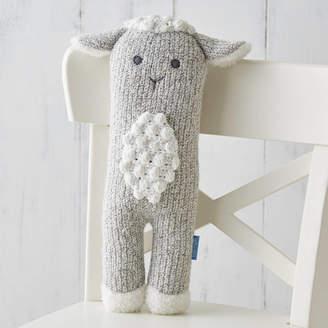 Albetta Little Lamb Knit Toy