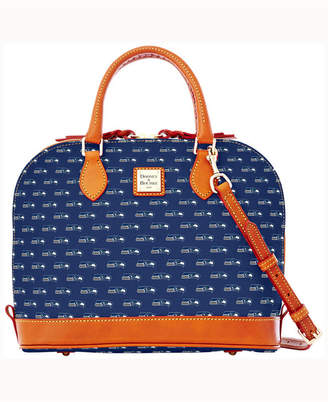 Dooney & Bourke Seattle Seahawks Zip Zip Satchel