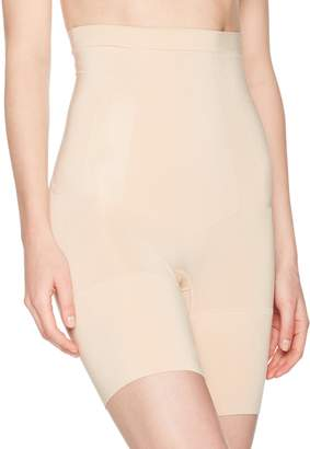 Spanx Oncore High-Waisted Mid-Thigh Shorts, Very