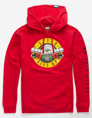 DGK Never Give Up Mens Hoodie