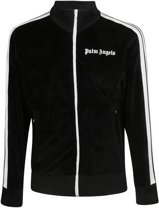 Palm Angels Chenille Track Jacket