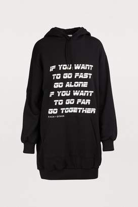 Each X Other If you want to go fast sweatshirt