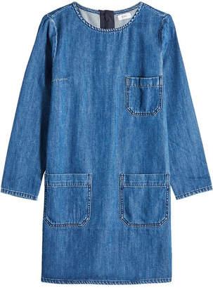 Closed Neil Patch Pocket Denim Dress