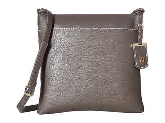 Tommy Hilfiger Julia Pebble Leather Crossbody Cross Body Handbags