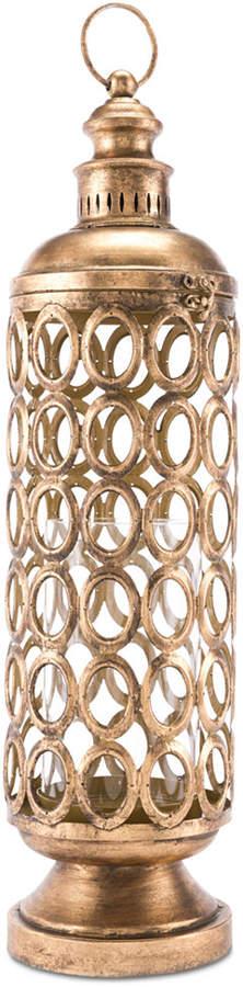 Circles Large Lantern Candle Holder
