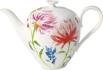 Villeroy & Boch Amnut Flowers Collection Bone China 2-Pc. Lidded Coffee Pot