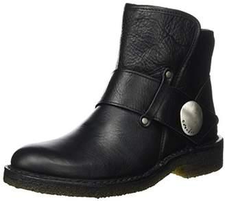 Ca Shott Ca'shott Women's A14065 Biker Boots Black Size: