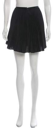 Ohne Titel Pleated Mini Skirt w/ Tags