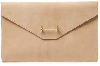 M2Malletier Women's Patent Leather Envelope Clutch