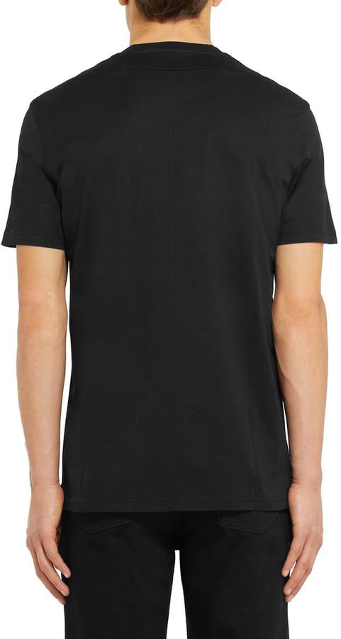 Givenchy Cuban-Fit Shark-Print Cotton-Jersey T-Shirt 2