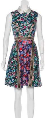 Mary Katrantzou Printed A-Line Dress