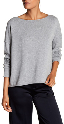 Eileen Fisher Boatneck Knit Sweater $248 thestylecure.com