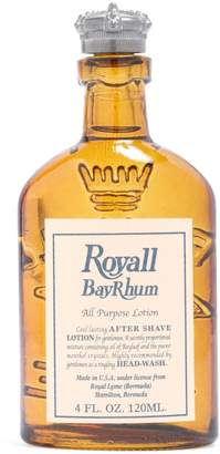 Brooks Brothers Royall Bay Rhum 4 oz. Lotion Eau De Toilette