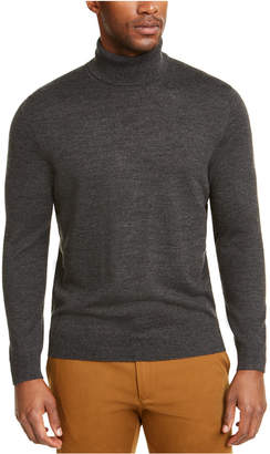 Club Room Men Merino Turtleneck