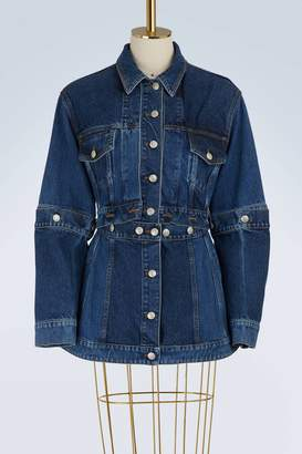 Alexander McQueen Denim jacket