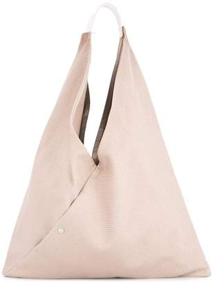 Cabas Triangle tote large