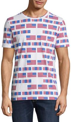 City Streets Short Sleeve Round Neck T-Shirt