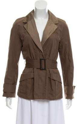 Louis Vuitton Belted Casual Jacket